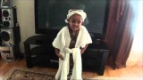 5 years old Ethiopian girl Dancing Traditional Amharic Dance