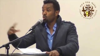 Hay Loga Amharic Poem by Negede Israel at Tayitu – AddisVideo