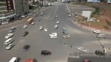 Negotiating a Crazy Intersection at Ethiopia