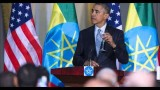Watch obama made unusually blunt speech before AU hall. by AWAZE አዋዜ Alemneh Wasse