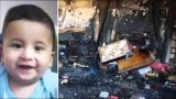 Watch a palistinian toddler  killed in arson attack. by AWAZE አዋዜ Alemneh Wasse