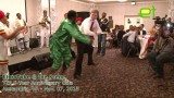 Watch [Very Funny] Ethiopia:  American dude learns Gurage dance moves at YEP 5-Year Anniversary Gala