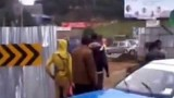 Watch Ethiopian Police brutality at Meskel Square in Addis Ababa