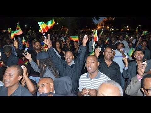 Watch Ethiopia: ኢትዮትዩብ ከስፍራው – Candlelight Vigil in DC for Victims of Irreecha 2016 in Bishoftu