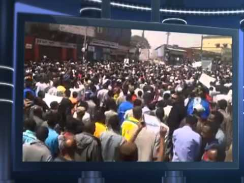 ESAT Special Report on the Protest rally semayawi Party June 02, 2013 Part II Ethiopia