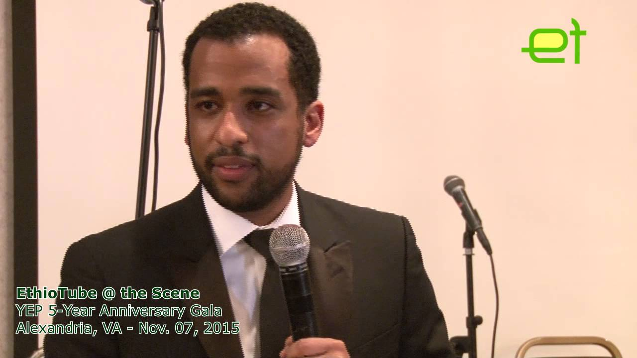 Watch Special Assistant to President Obama Yohannes Abraham delivers keynote speech at YEP 5th Gala